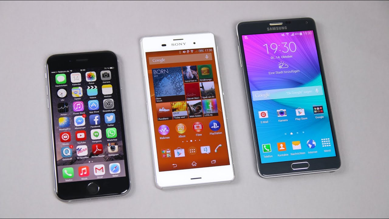 Mobile-review com Обзор Tizen-смартфона Samsung Z3