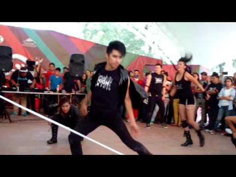 Stylos expo high energy Toluca 2015