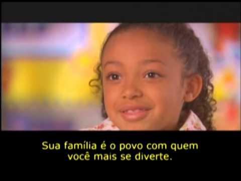 Vídeo com legendagem - Family Time - www spina com br - Spina Produções