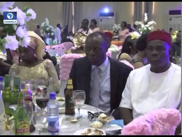 Metrofile: Ijeoma And Okechukwu Say 'I Do' With Unforgettable Moment