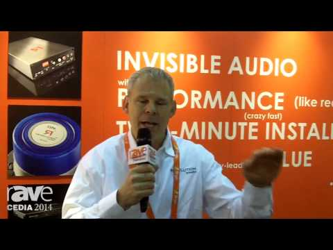 """CEDIA 2014: Revolution Acoustics Unveils Invisible Speakers That Activate a """"Wall of Sound"""""""