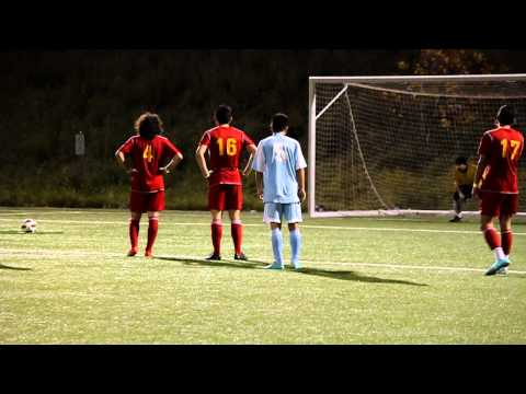A Clip Of - Final Match Between Brishna And Afghan Premier F. C. 2 - 8 video