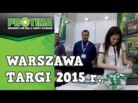 Targi ISSA/INTERCLEAN Warszawa 2015 Www.protima.pl