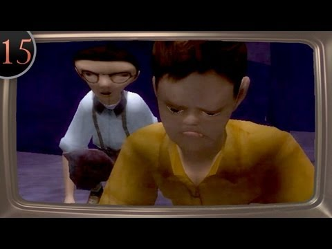 SCARY KIDS! - Fahrenheit / Indigo Prophecy - Part 15