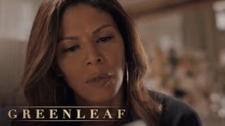 Who Was at Faith's Grave with Grace? | Greenleaf | Oprah Winfrey Network