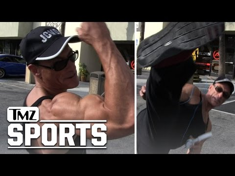 Jean-Claude Van Damme -- Here's How to Get Ripped