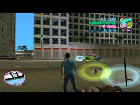 Matando a Saudade GTA Vice City