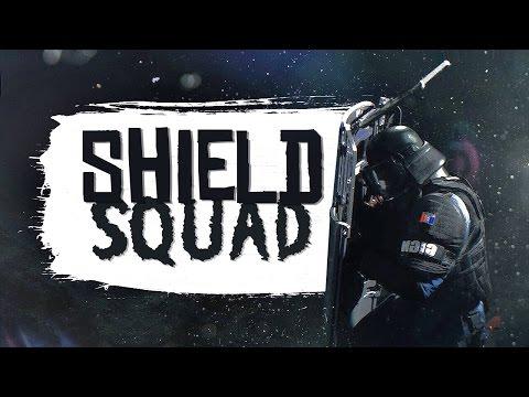 SHIELD SQUAD! - Rainbow Six: Siege (Funny Moments)