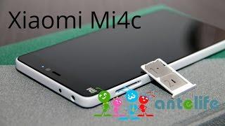 Xiaomi Mi4c обзор смартфона