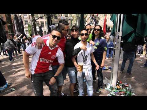 Ajax Amsterdam Cant Be Stopped Kampioen 2012/2013 Leidseplein