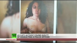 Occupy activist faces 7 years in prison  5/7/14  (NYPD)
