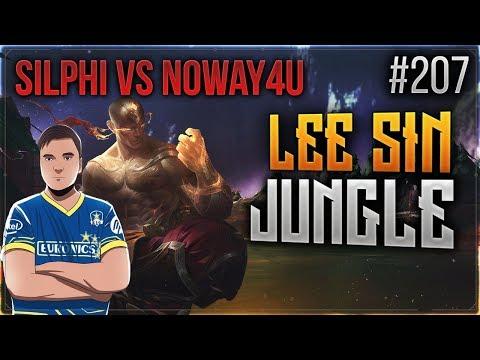 Lee (Jungle): Noway4Fiora #207 [Lets Play] [League of Legends] [German / Deutsch]