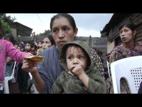 Hormel and Food For The Poor bring Spammy to Guatemala