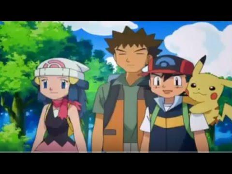 Pokemon Diamon And Pearl Episode 46,47,48,49 thumbnail