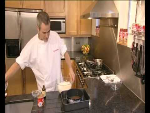 Phil Vickery gives a classic Cheesecake New York twist!