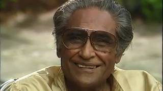 Ashok Kumar || Old Rare Interview || Anmol Ratan Tv Serial (1990) || Part  02