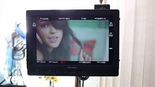 Becky G - Shower (Behind The Scenes)