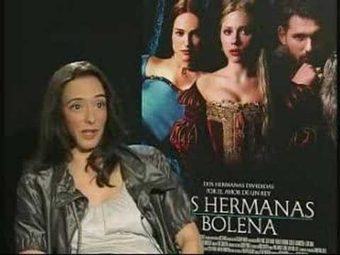 Las hermanas Bolena: Entrevista Ana torrent