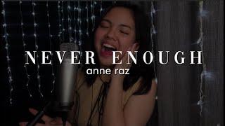 Never Enough - Loren Allred (cover)