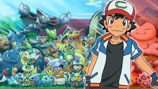 TUTTI i Pokémon di Ash Ketchum!