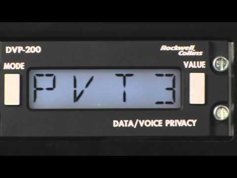 MELPe Digital Voice Demonstration with DVP-200