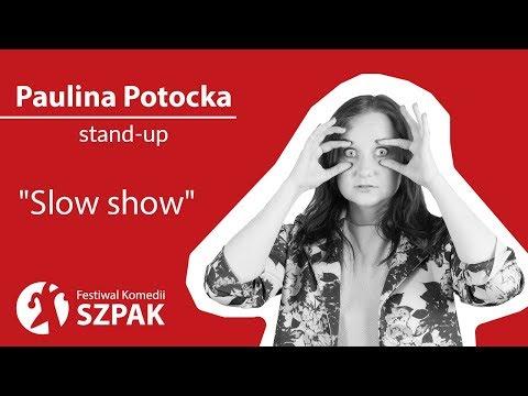 Paulina Potocka Stand-up -