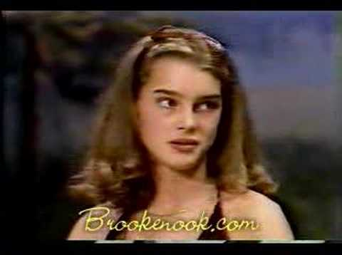 Colleen Interview Brooke Shields 1 - YouTube