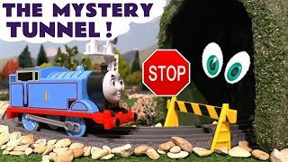 Thomas & Friends Mystery Tunnel toy train story for kids - Happy Birthday Thomas