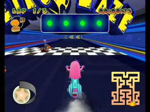 Pac-man World Rally {pc