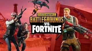 PUBG vs. Fortnite: Which is Better?
