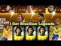 AKHIRNYA LEGEND BRAZIL .....