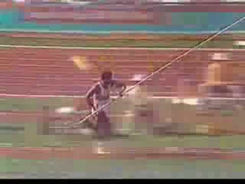 Daley Thompson Olympics 1984 Decathlon Day 2