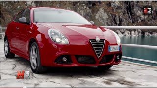 ALFA ROMEO GIULIETTA SPRINT 2015 - PREMIERE AND FIRST TEST DRIVE