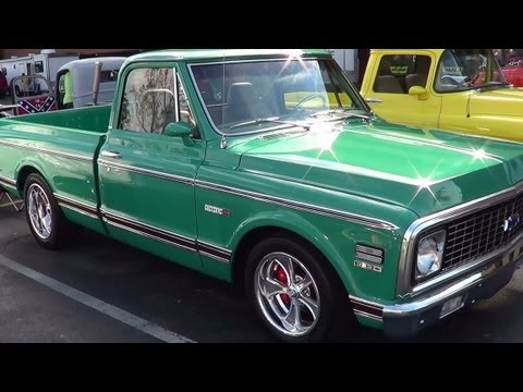 1972 Chevy Pick Up Street Rod Music Videos