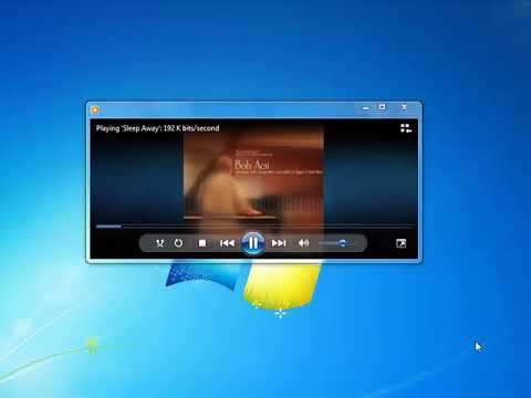 How to Play Song with in Media Player in windows 7