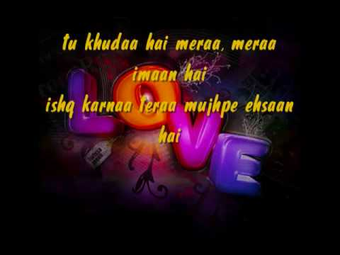 Aye Meri Zindagi -  Lyrics.flv video