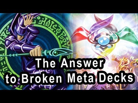 The Answer to Broken Meta Decks In Yu-Gi-Oh