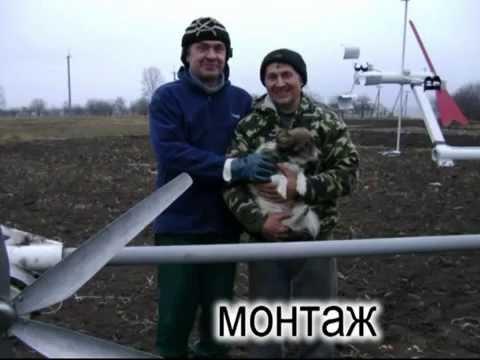 АНЕМОМЕТР СВОИМИ РУКАМИ.  we measure wind speed