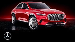Vision Mercedes-Maybach Ultimate Luxury   Trailer