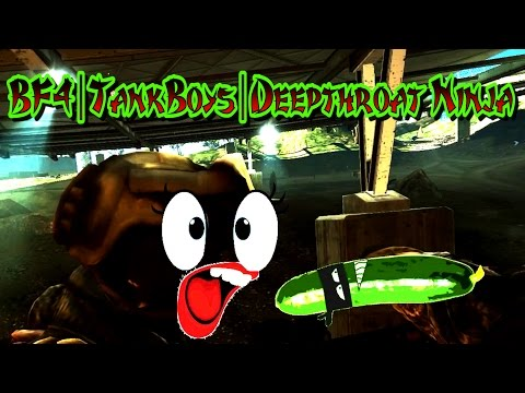 Battlefield 4 | TankBoys - Deepthroat Ninja | Funny Footage
