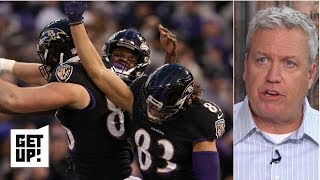 Ravens have the 'guts' to be Super Bowl contenders - Rex Ryan | Get Up!