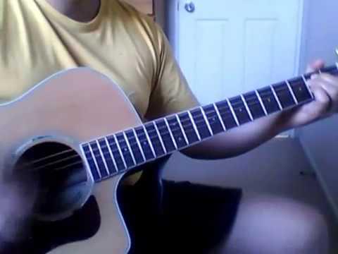 Redeeming Love - Hillsong (acoustic cover)