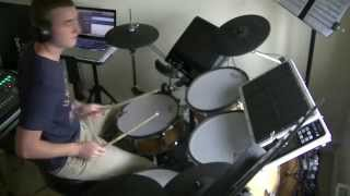 🎶 Bring Me the Horizon - Throne - Drum Cover (DrummerMattUK)