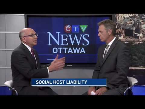 Social Liability and Product Liability   Ottawa Personal Injury Lawyer