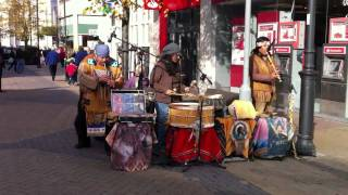 Native American tunes UK
