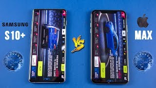 Galaxy S10 Plus vs iPhone XS Max SPEED Test - Battle of the BEASTS!