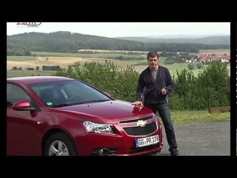 Chevrolet Cruze hatchback / Тест-драйв