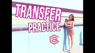 Lower Your Score: Transfer Practice | Golf with Aimee