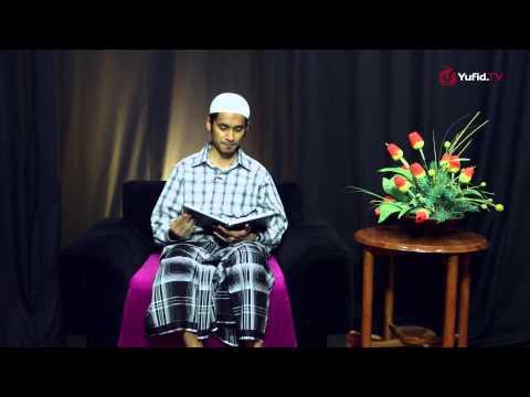 Serial Kultum Ramadhan: Berhubungan Suami Istri Di Siang Bulan Ramadhan - Ustadz Abduh Tuasikal