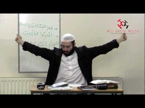 Ustadh Abdul Karim - Al-Arabiyyah Bayna Yadayk (Book 2) by Ustadh Abdul-Karim Lesson 46